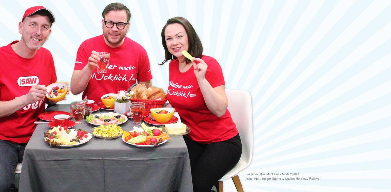 Gesunde Frühstückspause 2020