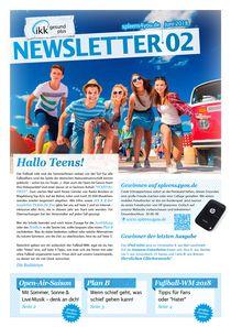 IKK Spleens Newsletter
