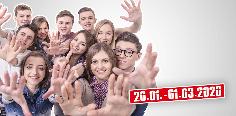 MISSION: AUSBILDUNG 2020
