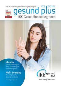 IKK-Gesundheitstelegramm